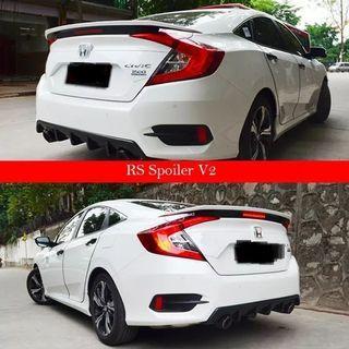 Honda Civic FC RS Spoiler