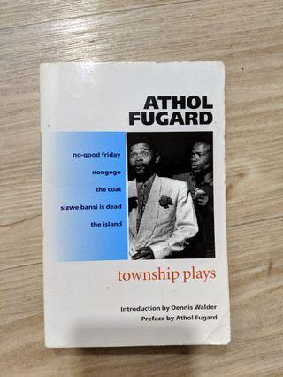 🚚 Township Plays by Athol Fugard
