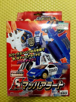 Transformers 變形金剛Car Robot C-025音速追擊員