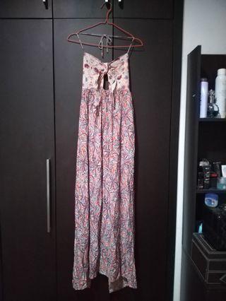 Zara Dress ( Motif Bunga Bunga )