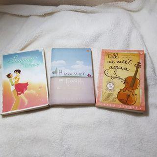 #ramadansale Paket Novel Romance Indo