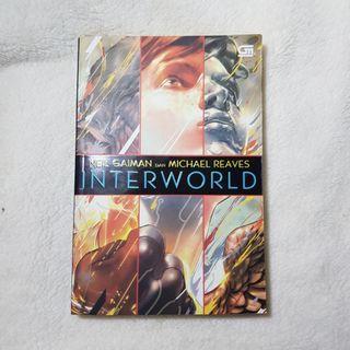 #ramadansale [NOVEL TERJEMAHAN] Interworld by Neil Gaiman and Michael Reaves