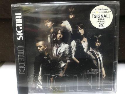 KAT-TUN - Signal (初回限定盤)