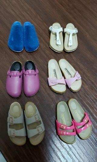 birkenstock 鞋仔 扭蛋擺設(不能穿著的)