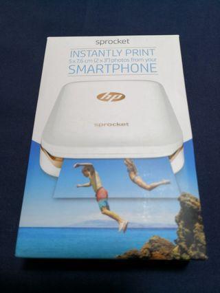 HP Sprocket 100 Instant Print for Smartphone