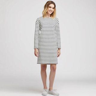 Uniqlo Stripe Dress NEW