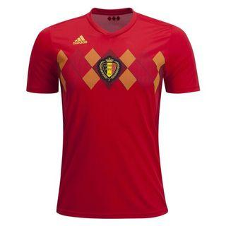 World Cup 2018 Belgium Jersey