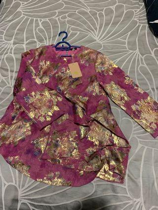 Uma Privee blouse top