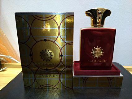 Perfume Decant: Journey Man - Amouage