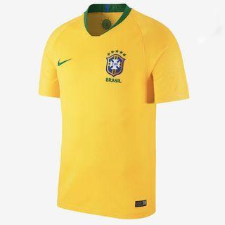 World Cup 2018 Brazil Jersey