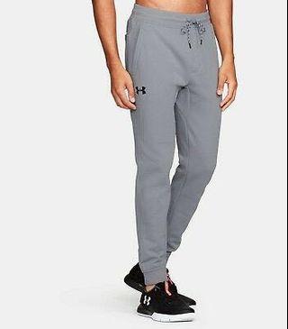 bnwt grey UA sweatpants