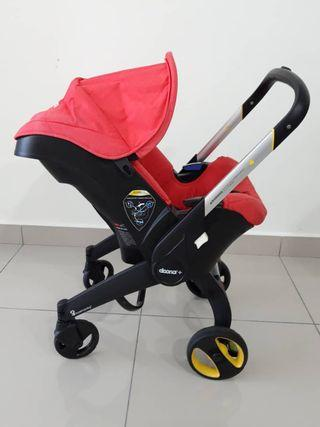 Doona baby stroller car seat