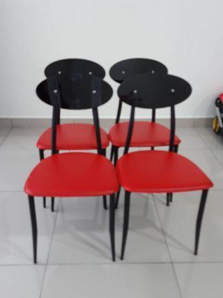 Kerusi meja makan moden