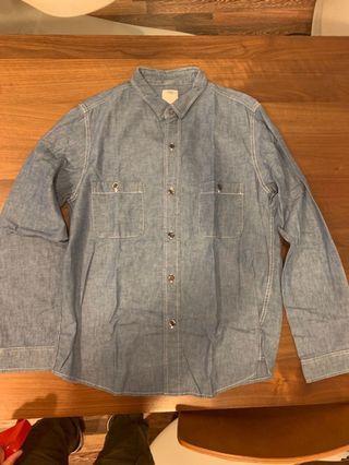 Visvim indigo shirt 4