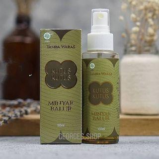 Minyak Kutus Kutus Original + spray