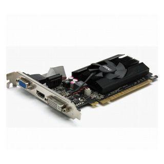 微星MSI N610GT-MD2GD3-LP 顯示卡、GT610晶片、2GB、DDR3、超經濟高CP值的入門卡、拆機良品