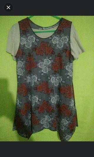 #mauvivo Outer Floral