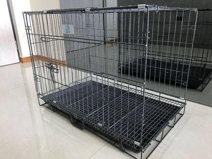 Foldable Pet Cage D216 2.5ft