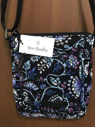 Pattern Black Mini Cross Body