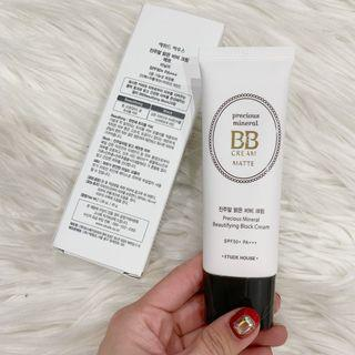 BB Cream Etude 100% ORI COUNTER & NEW