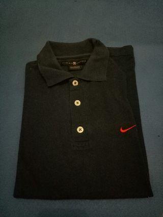 Nike Polo Tiger Woods Dark Blue