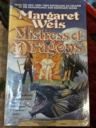Mistress of Dragons by Margeret Weis