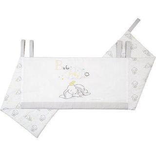 英國直送 Disney dumbo 迪士尼 小飛象 床圍 防撞欄 bumper 嬰兒床 床上用品