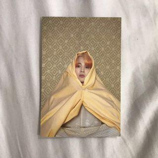 WTS JIMIN POSTCARD MAP OF THE SOUL PERSONA