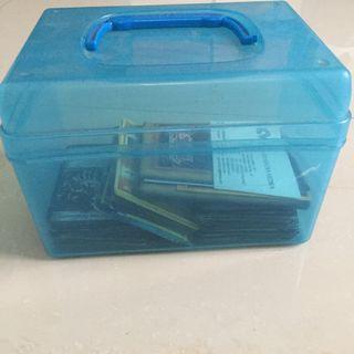 #MAUVIVO Kotak serbaguna warna biru
