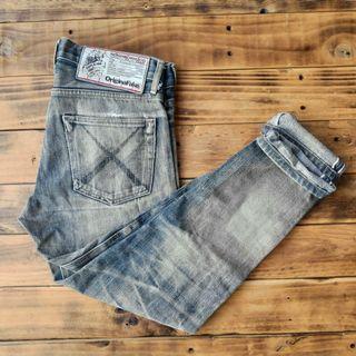 Neighborhood X Originalfake Selvedge Jeans