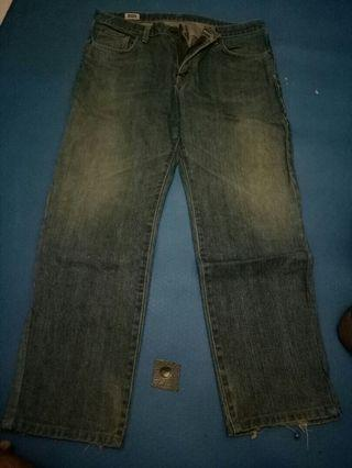 Celana Jeans Dark Blue
