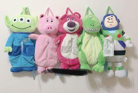 🚚 玩具總動員衛生紙套
