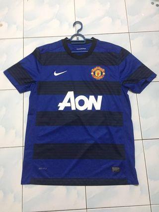 Jersi Manchester United Away Size L Original