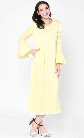🚚 FashionValet Dress in Yellow