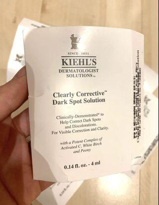 Kiehls Clearly Corrective Dark Spot Solution 4 ml