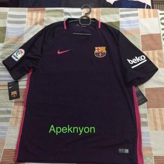 Jersi Barcelona Away 2016/17 Original