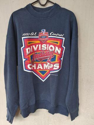 Vintage 1997 indians champs