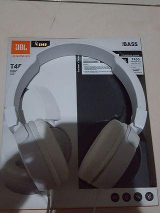 Headphone JBL T450