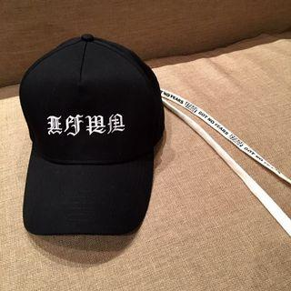 🚚 STAGE 「無所畏懼」飄帶造型老帽