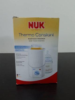 Nuk electric steam sterilizer