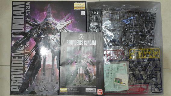 高達模型 MG Providence Gundam 天意