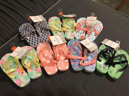 carter's 拖鞋