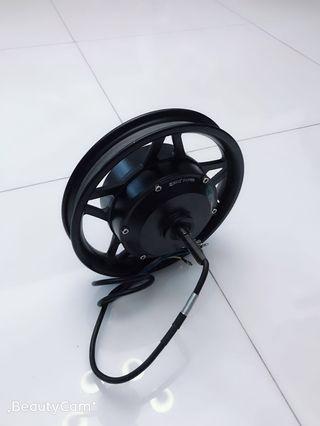 Fiido stock motor