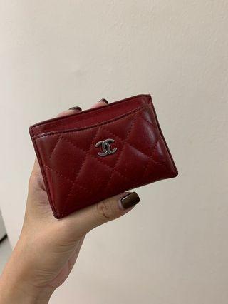 Chanel card holder 💍