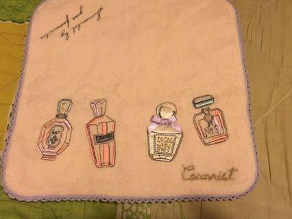 日本製Cocoanist毛巾