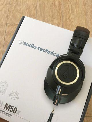 Audio Technica ATH-M50x (MOST WANTED!)