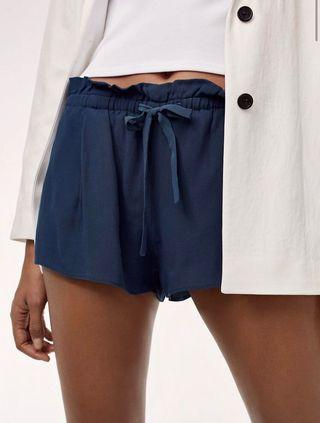 Wilfred Silk Shorts