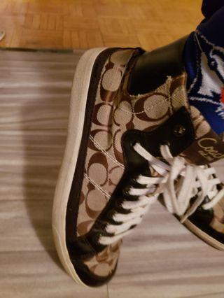 Coach running shoes