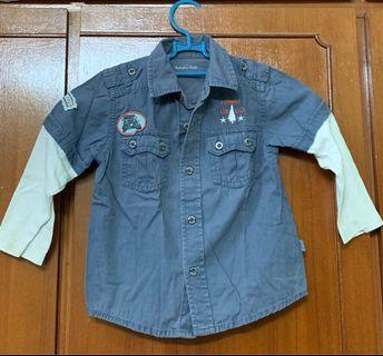 Boys Shirt for (18-24 months)