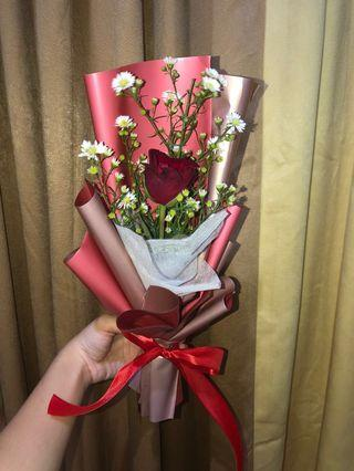 Bouquet Single Flowers 💐